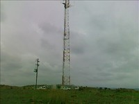 Remote Cell Tower
